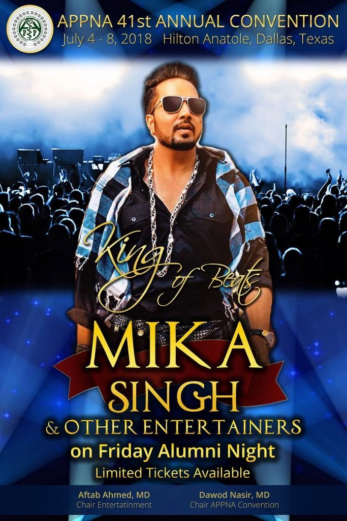 The King of Beats Mika Singh