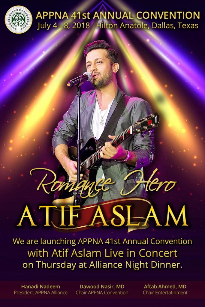 """Atif Aslam """"romance hero"""""""