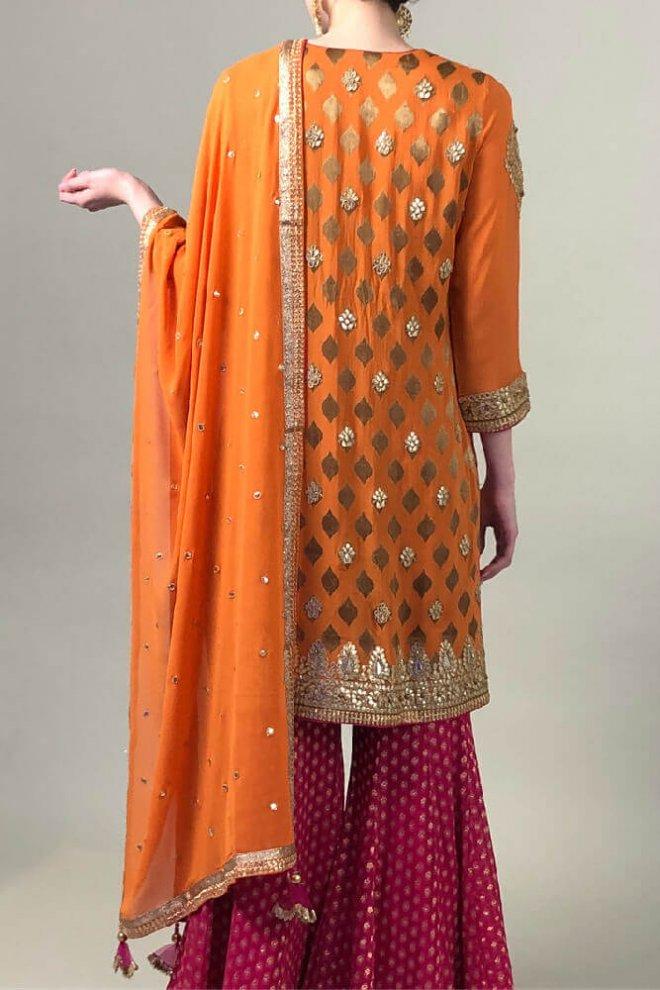 Ethnicwear-Orange-1b
